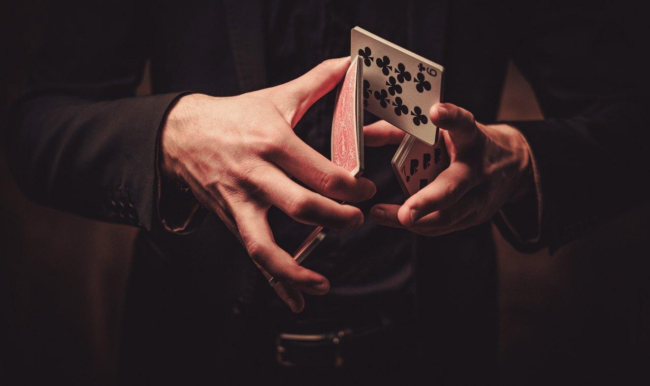 giocabilità - Mazzo di carte da poker