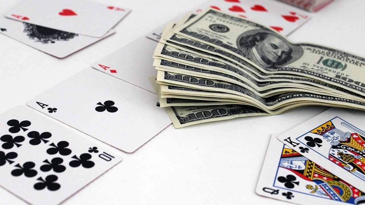 Poker e vincite
