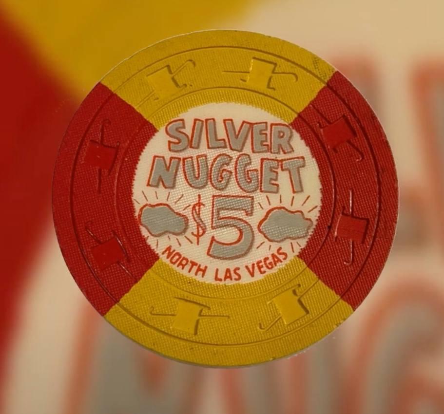Fiches costose: #2 - Silver Nugget North Las Vegas Vintage