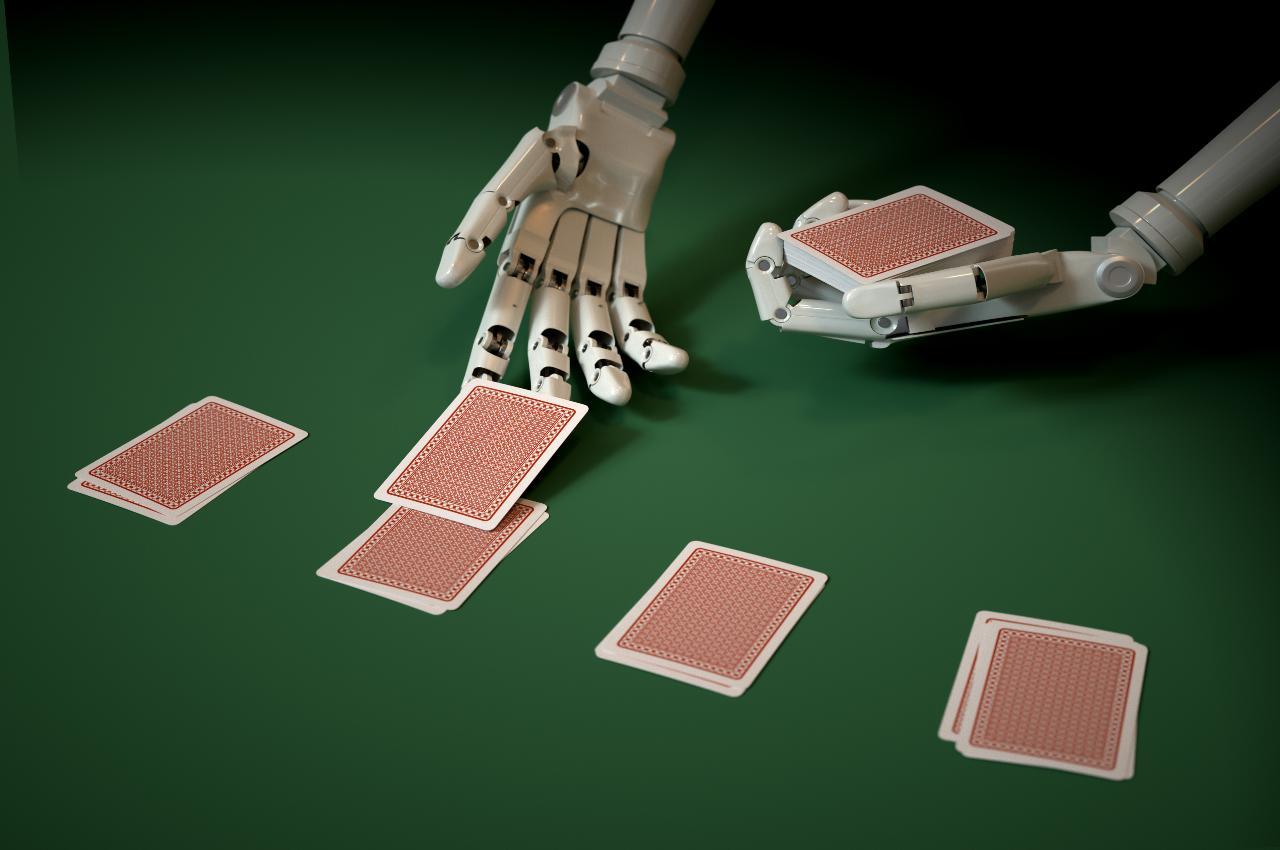 Libratus poker play