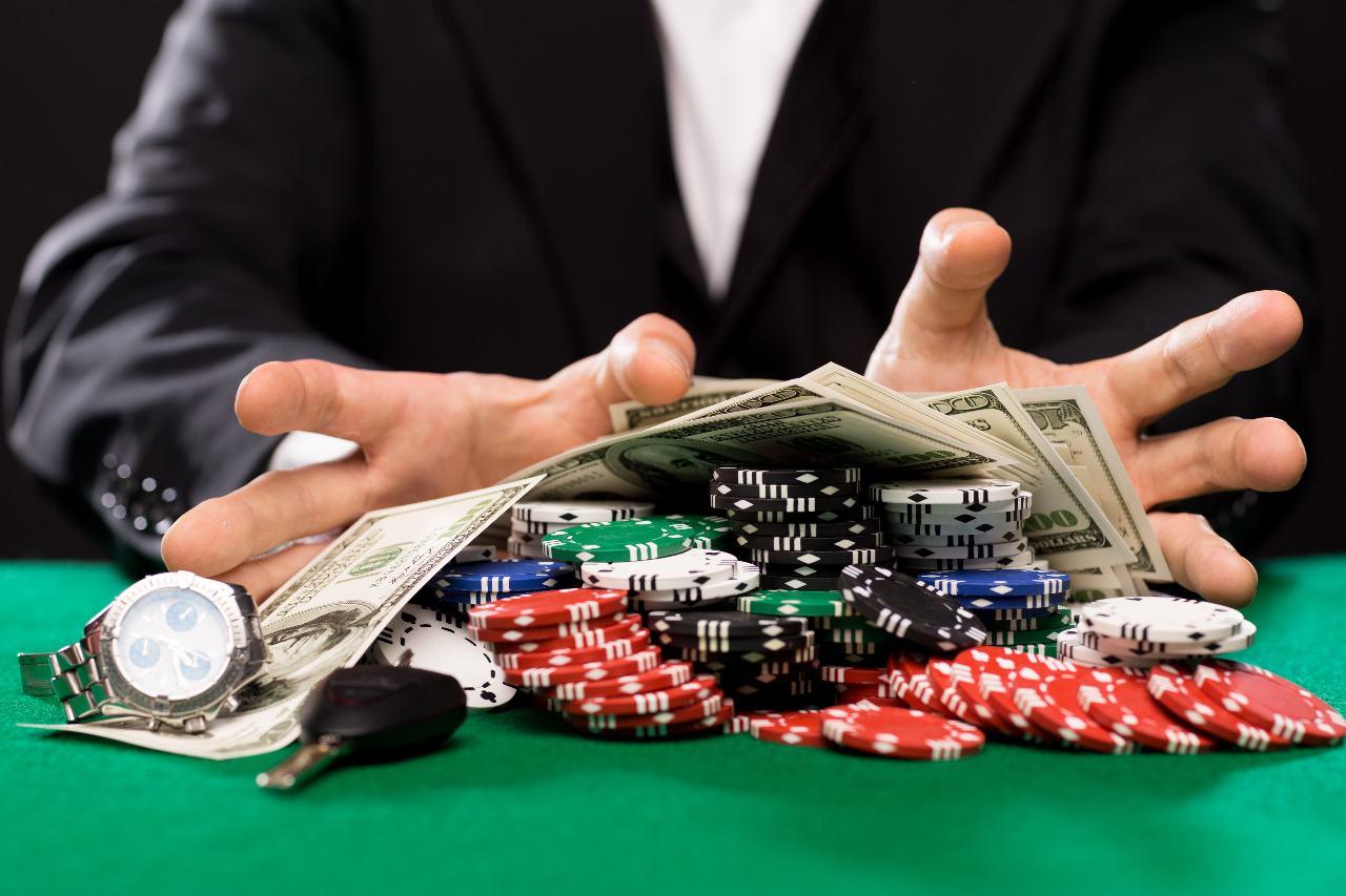 push or fold poker