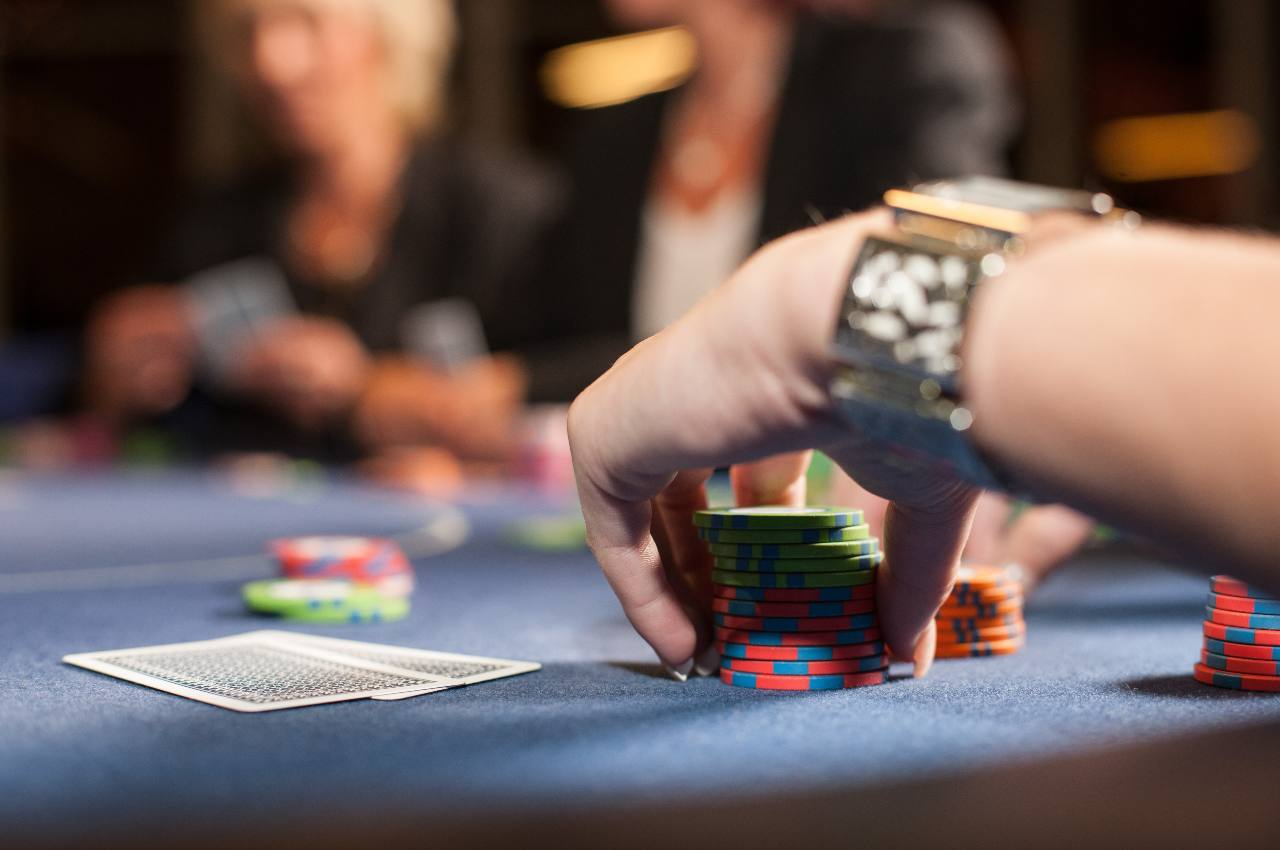 Blocking bet nel poker