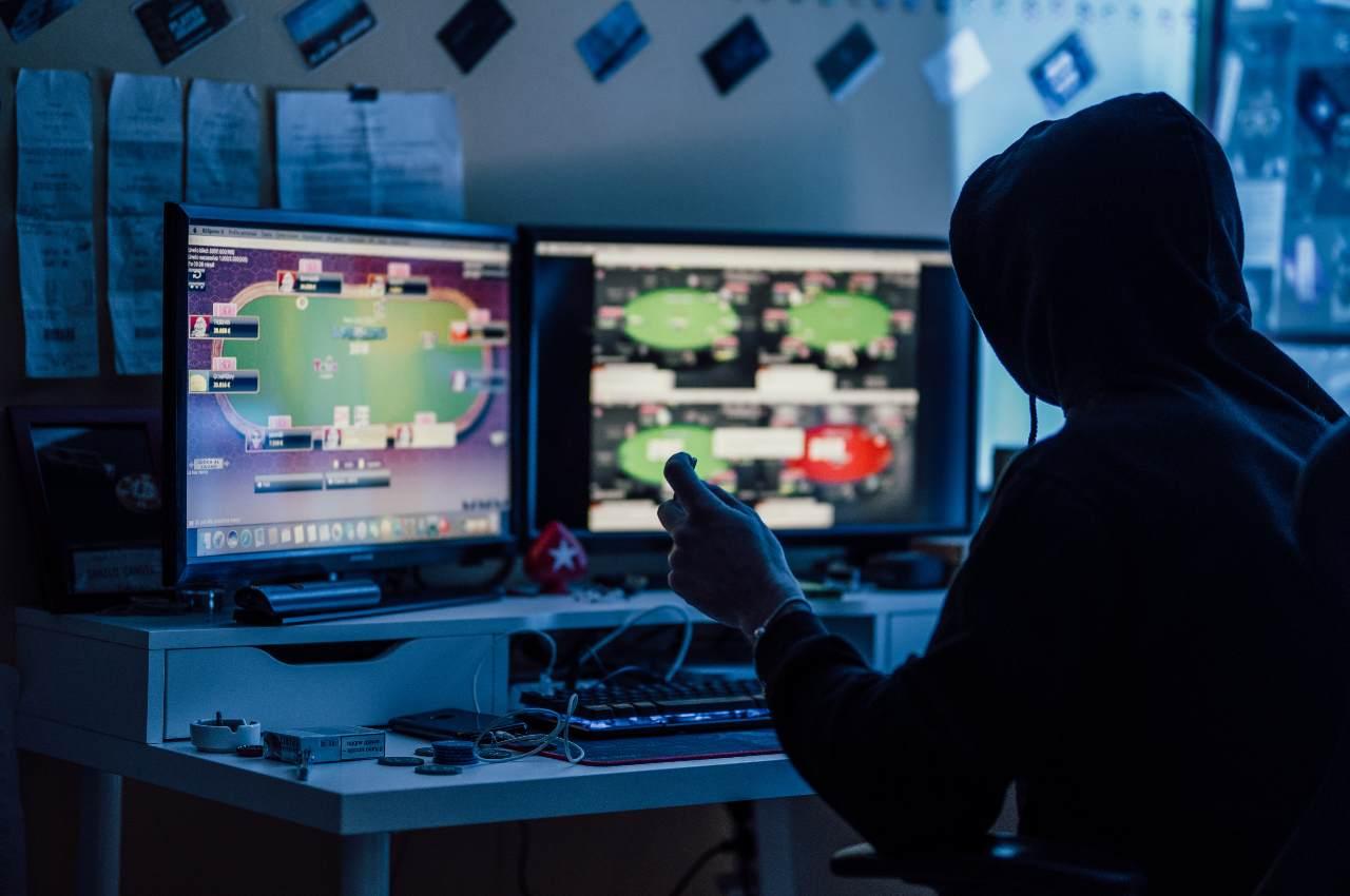 poker online grinding