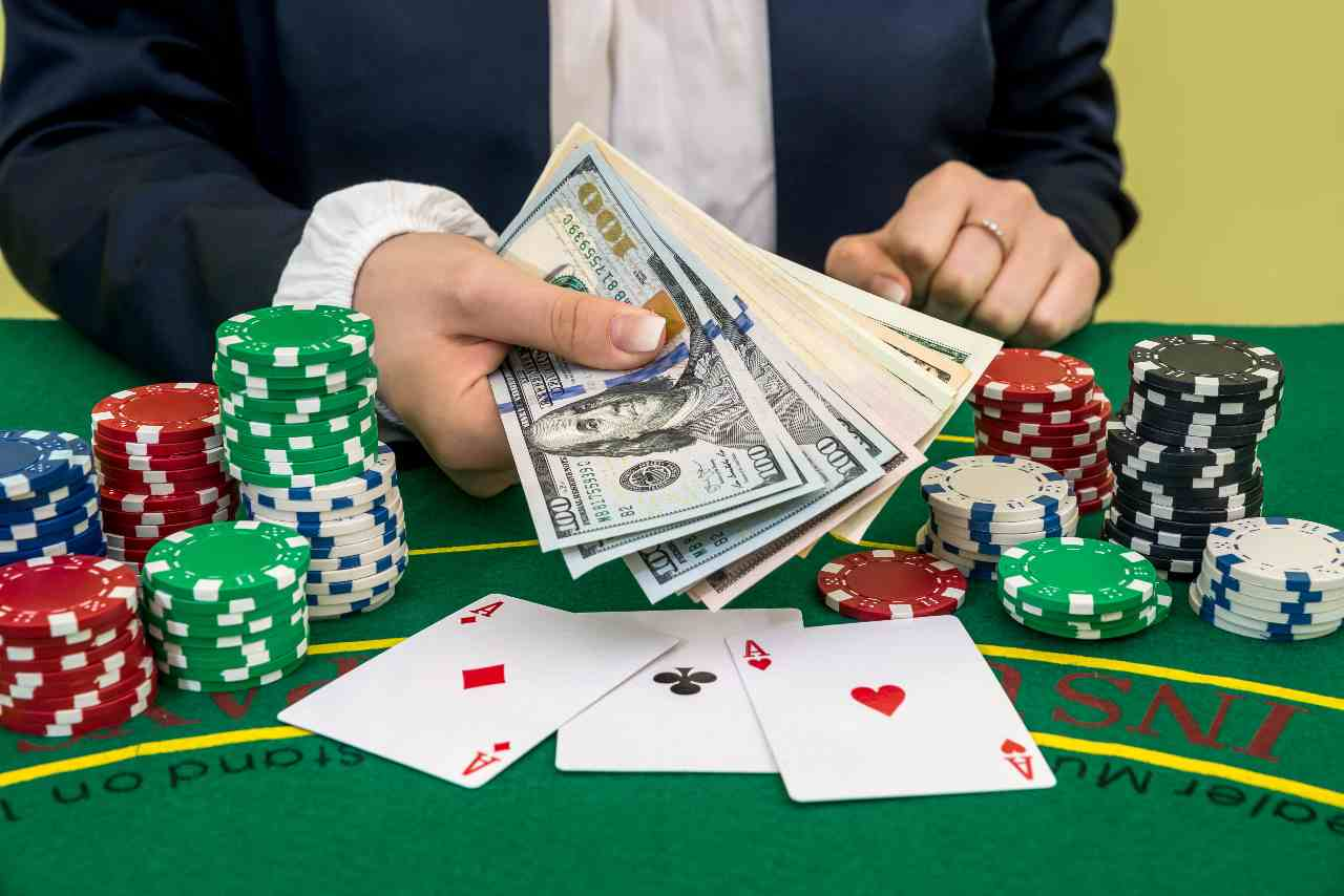 vincite poker dall'anno 2010