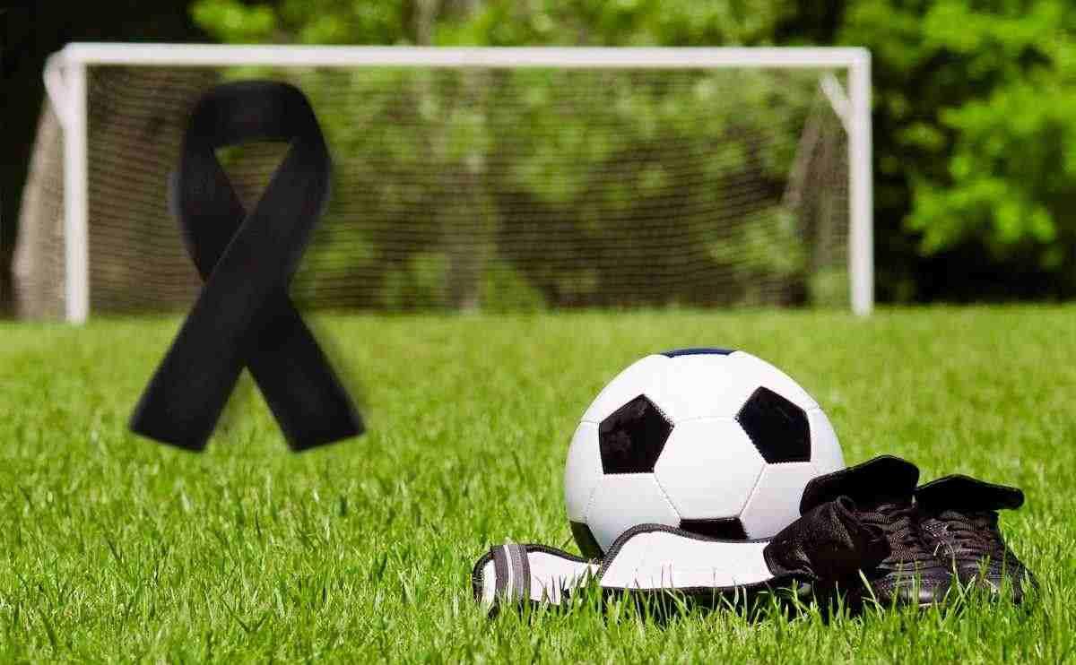 Calcio-lutto
