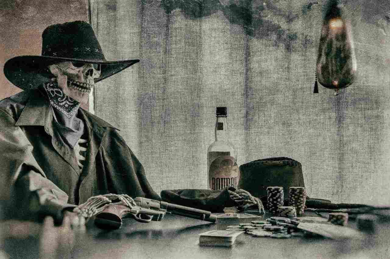 poker player morti al tavolo