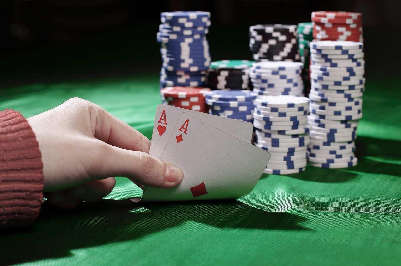 accrescere stack nel poker