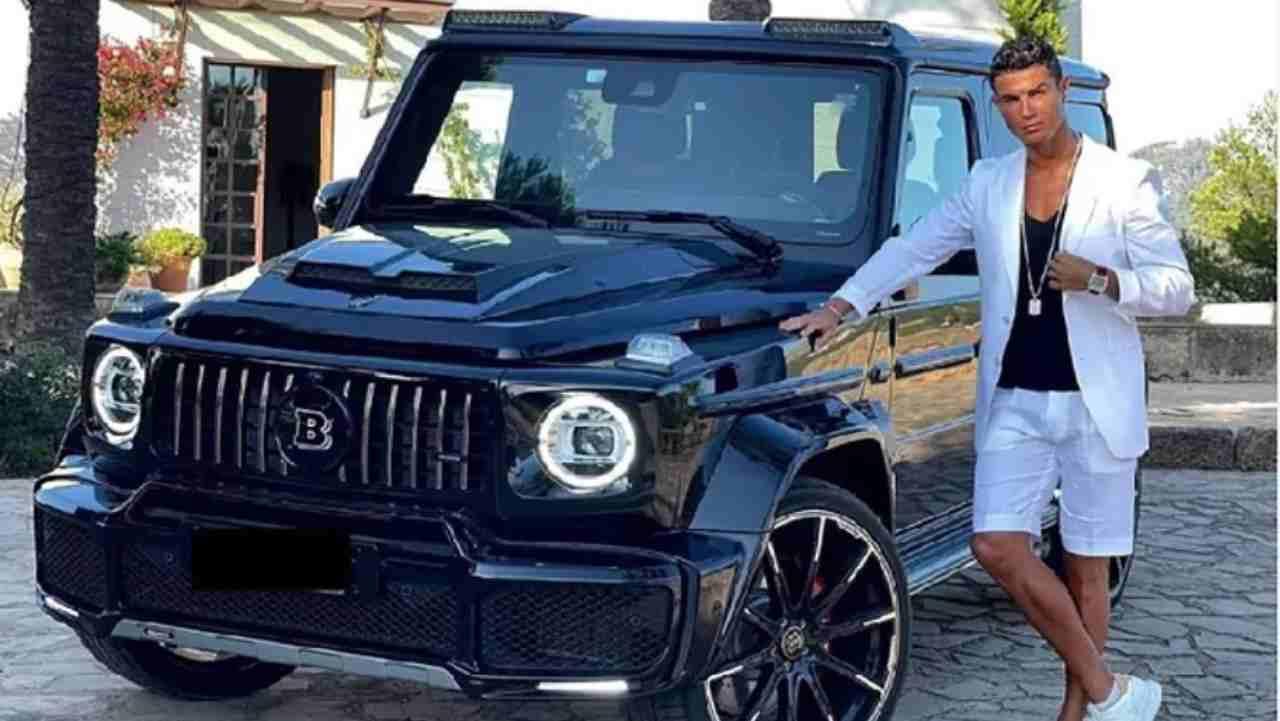 Cristiano Ronaldo Brabus
