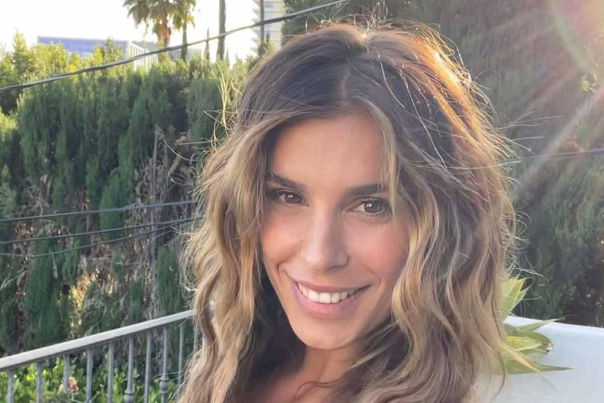 Elisabetta Canalis (Instagram)