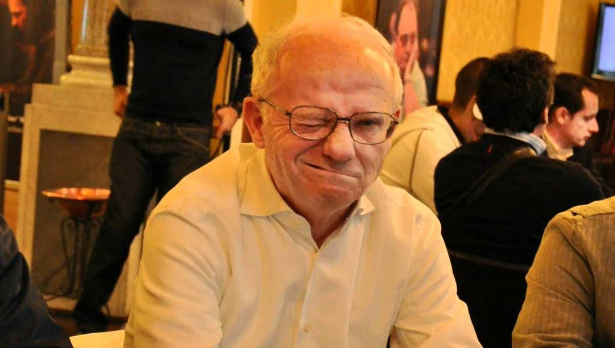 Gianni Giaroni il professore