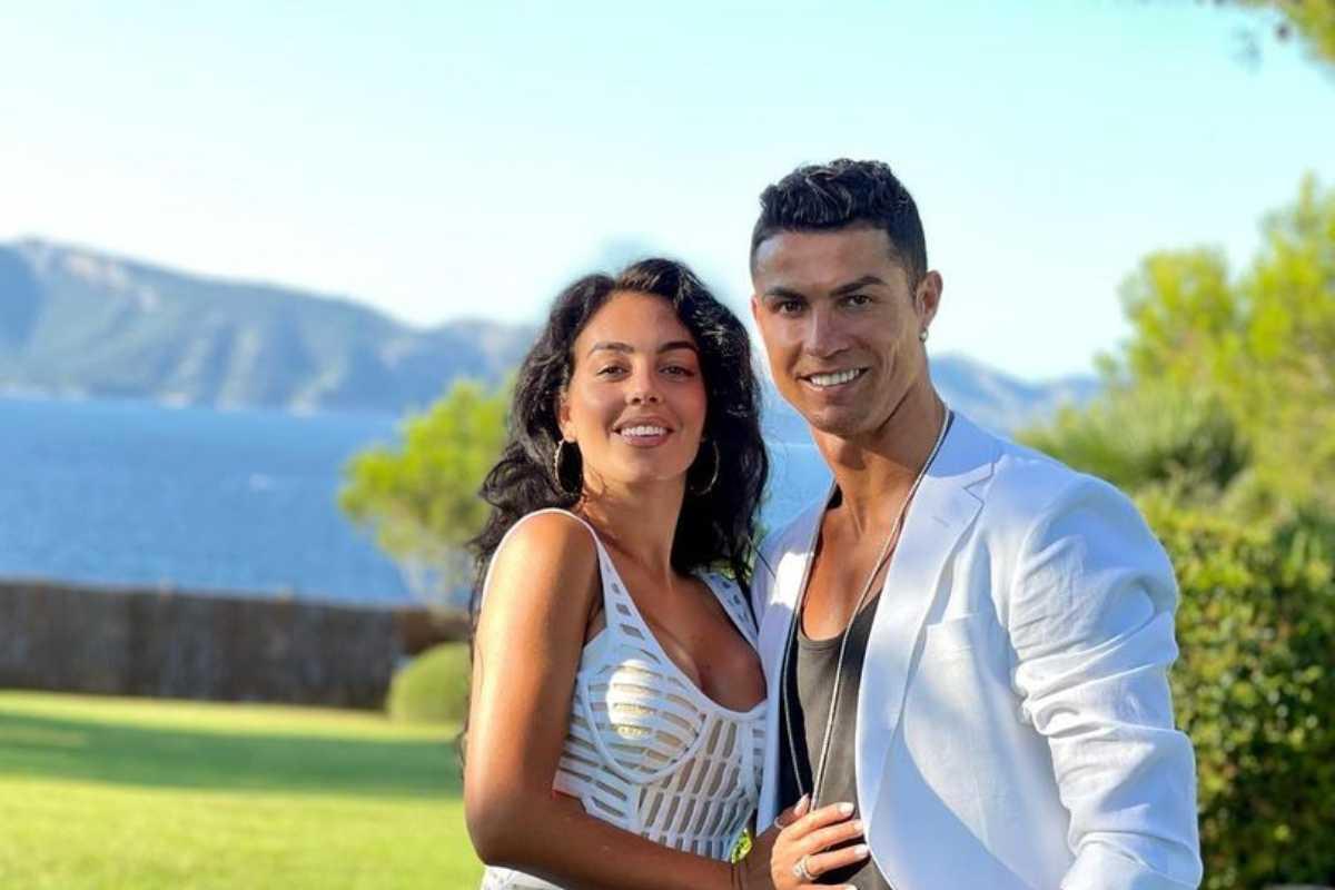 Juventus - Georgina e Cristiano Ronaldo (Instagram)