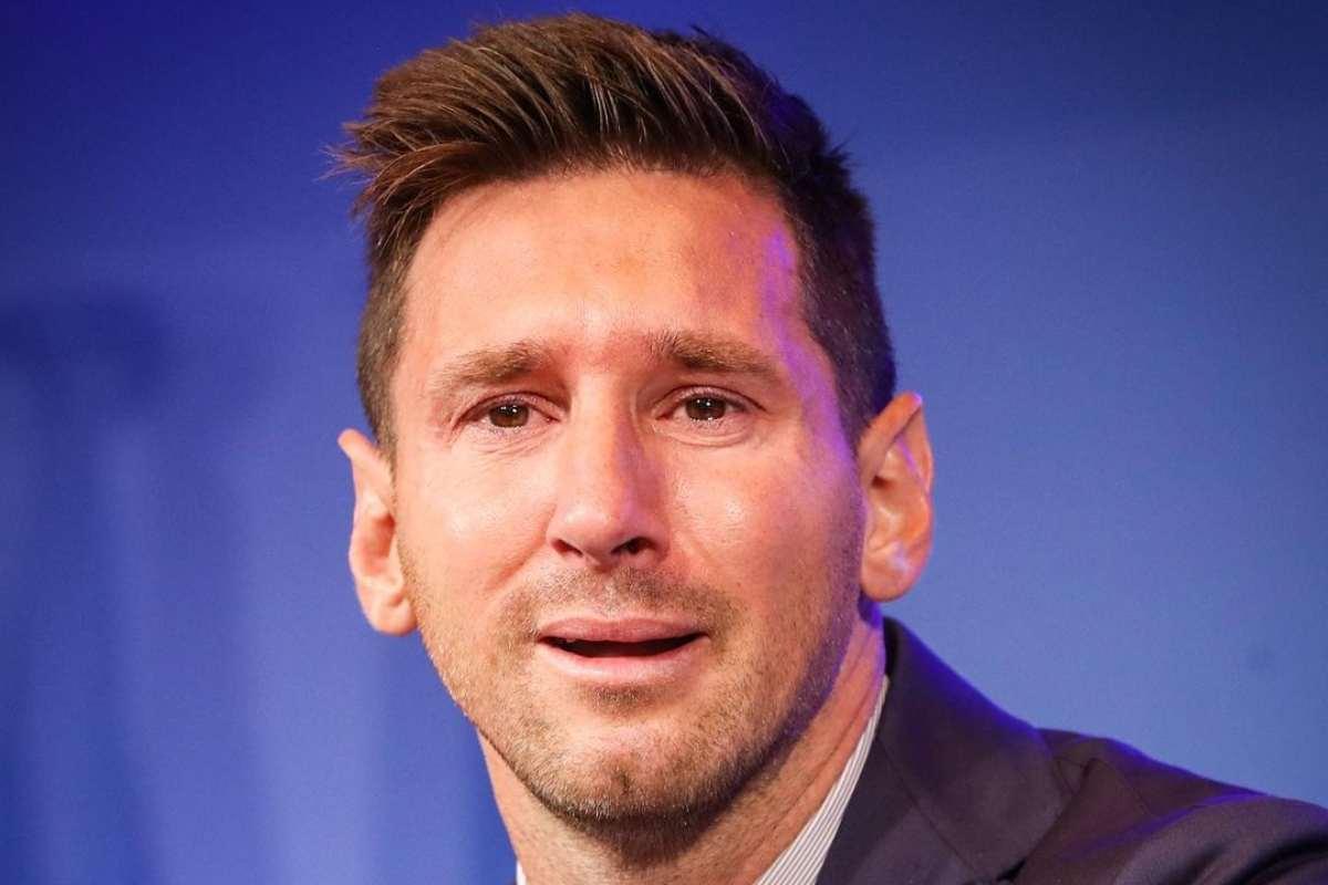 Leo Messi (Instagram)