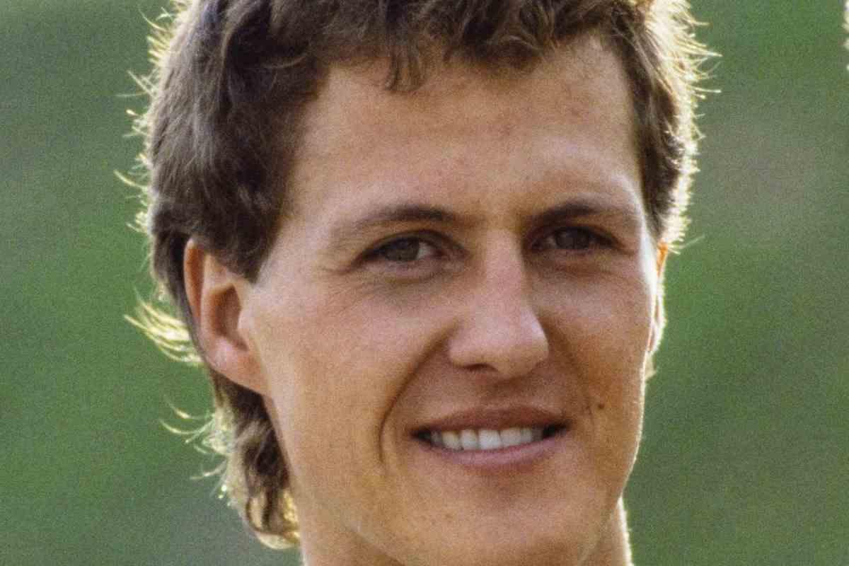 Michael Schumacher (Instagram)