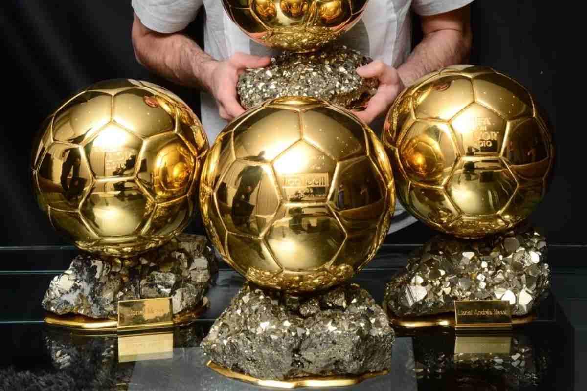 Pallone d'oro (AdobeStock)