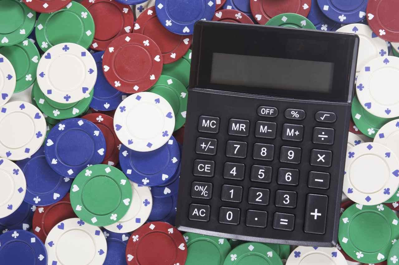 poker matematica