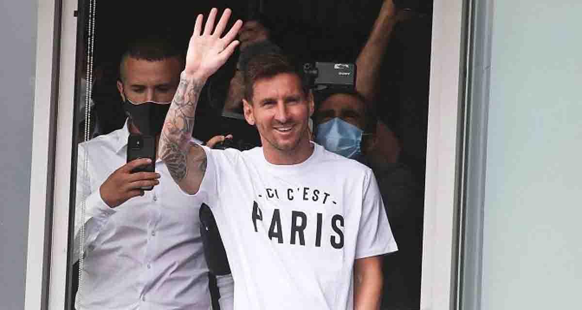 Messi (instagram)