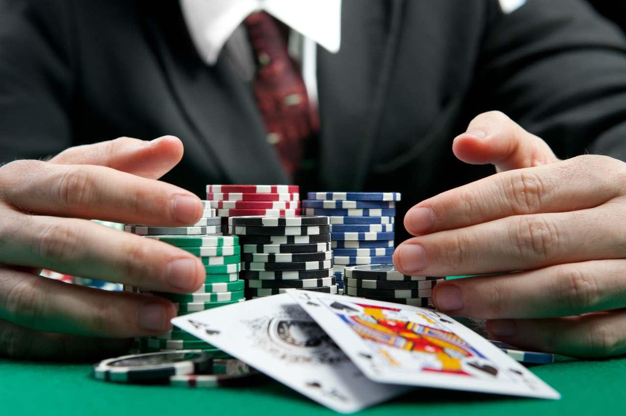 tenere traccia nel poker