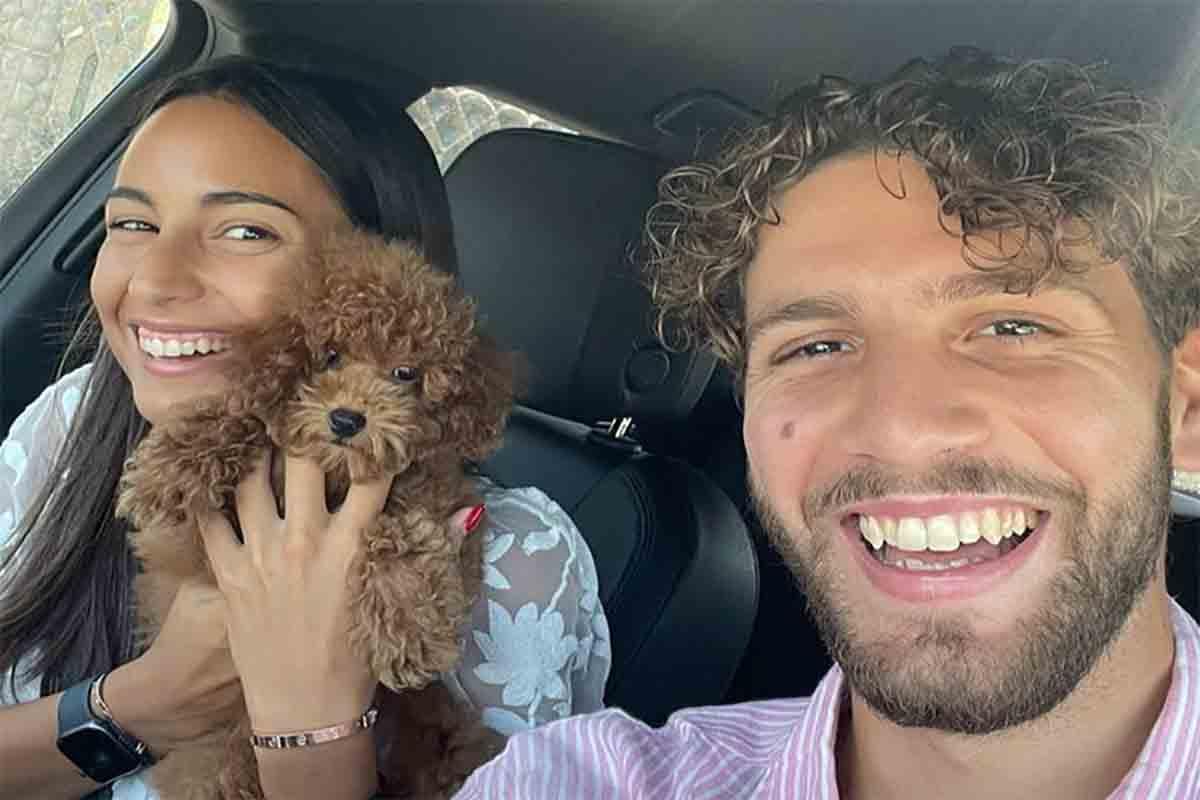 Tessa, Manuel e Sam (instagram)