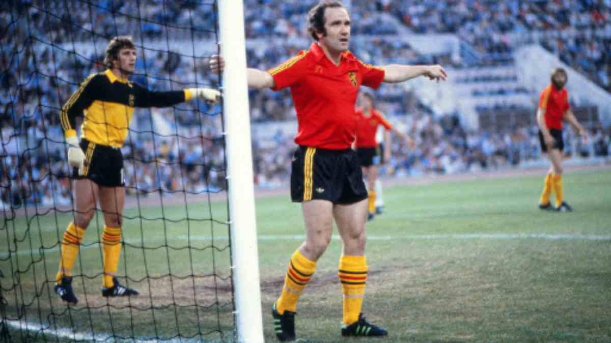 Wilfried Van Moer finalista agli Europei di calcio (Fonte foto: web)