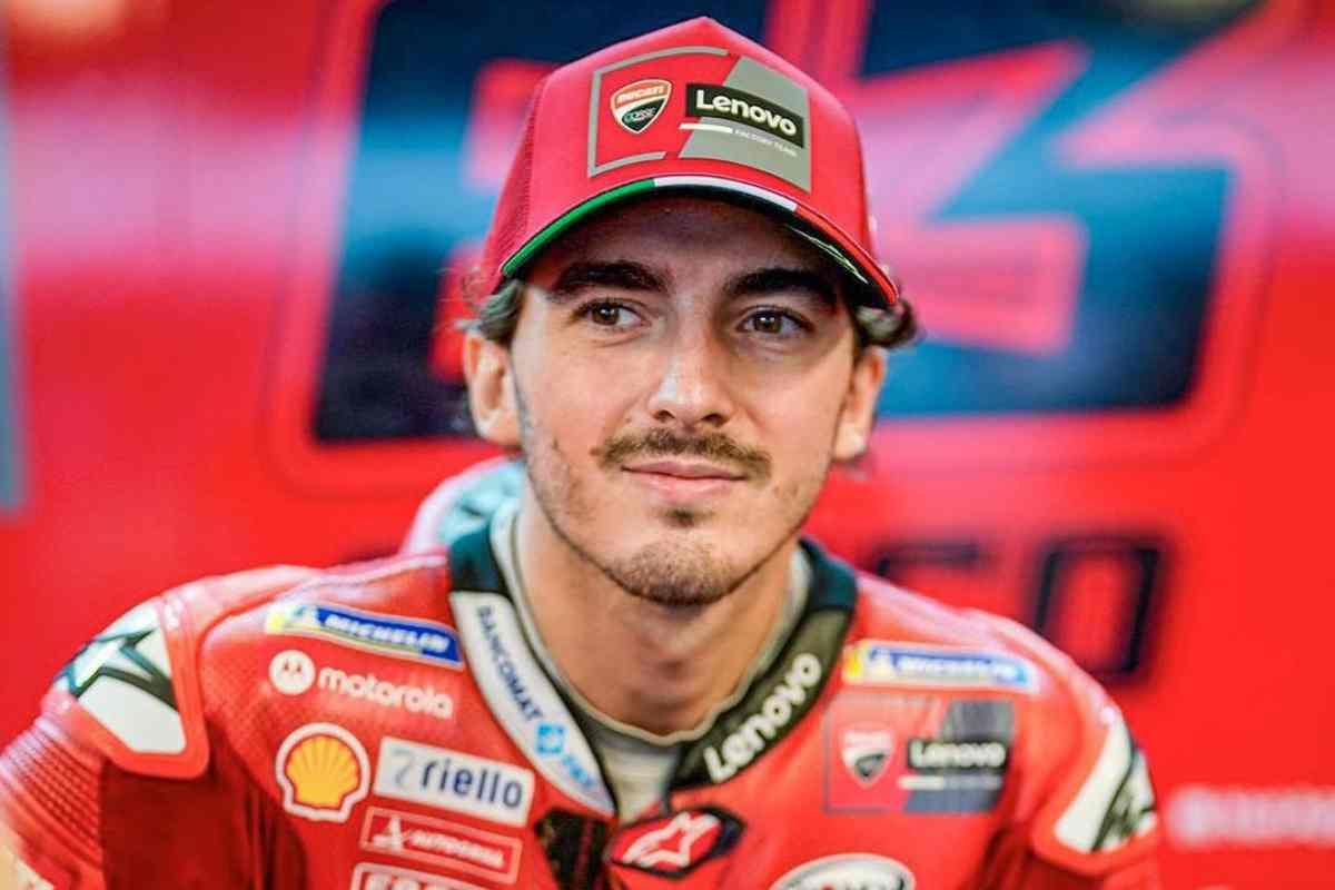 MotoGP, Francesco Bagnaia (Instagram)