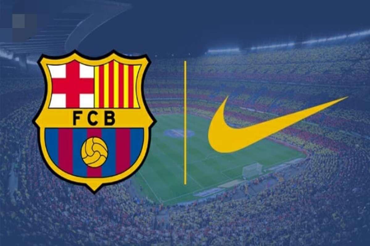 Barca - Nike (Instagram)