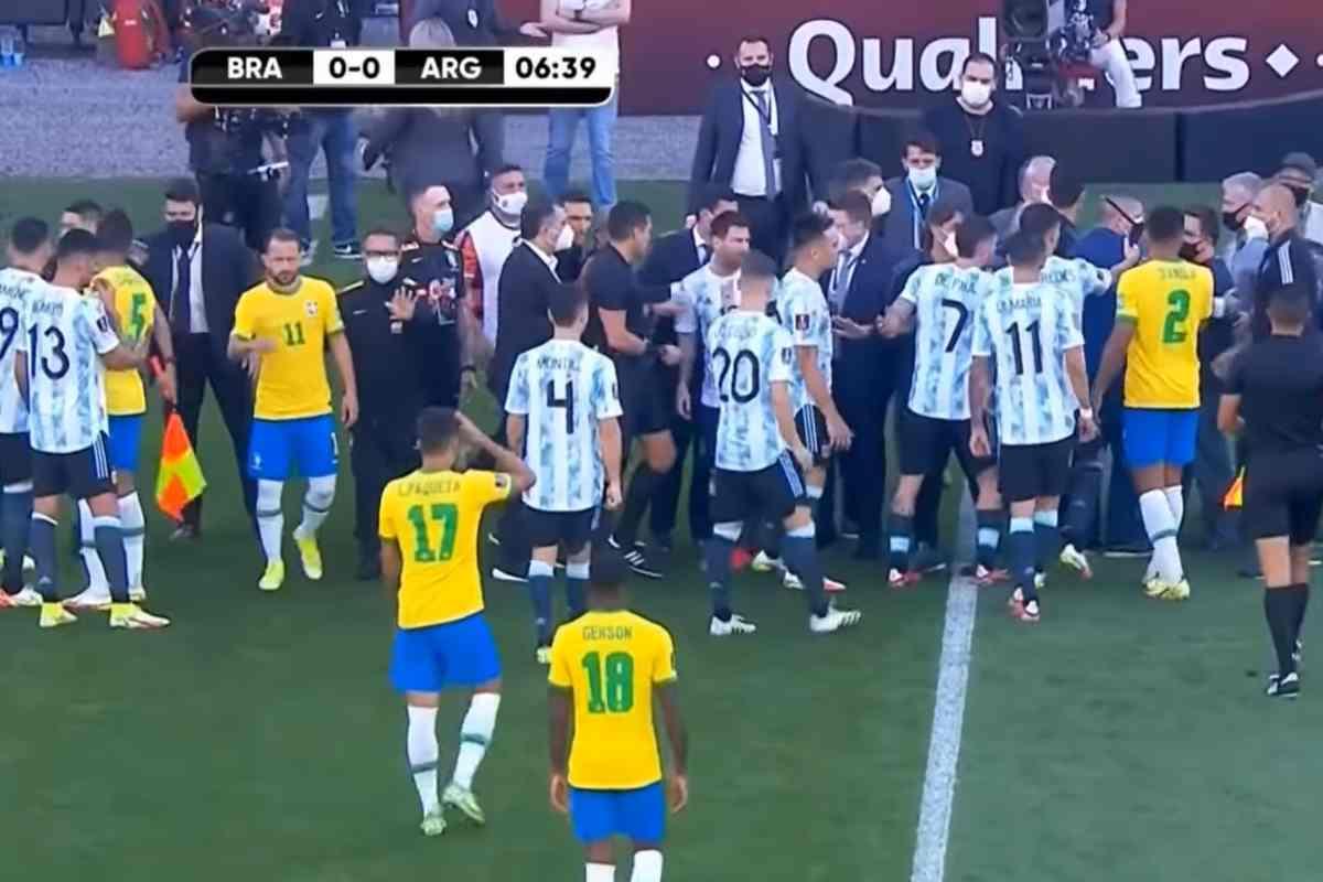 Brasile-Argentina (YouTube)