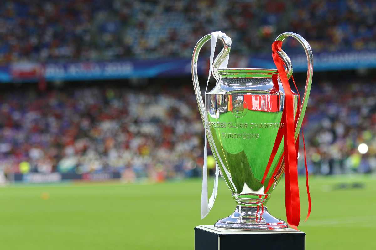 UEFA Champions Laegue Trophy (AdobeStock)