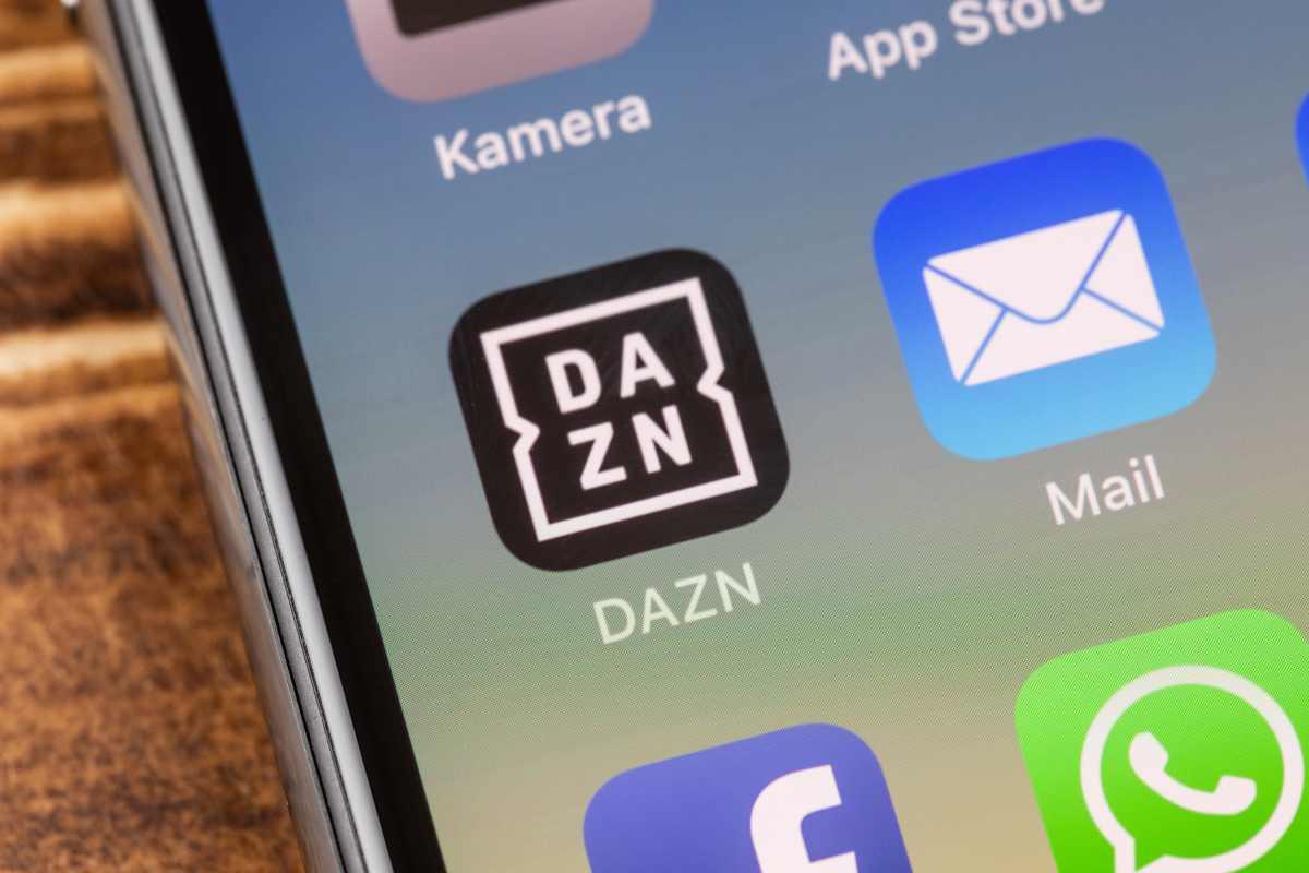DAZN (AdobeStock)