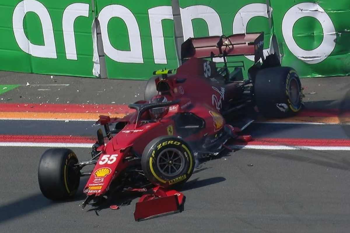 Ferrari - Carlos Sainz Jr. (Instagram)