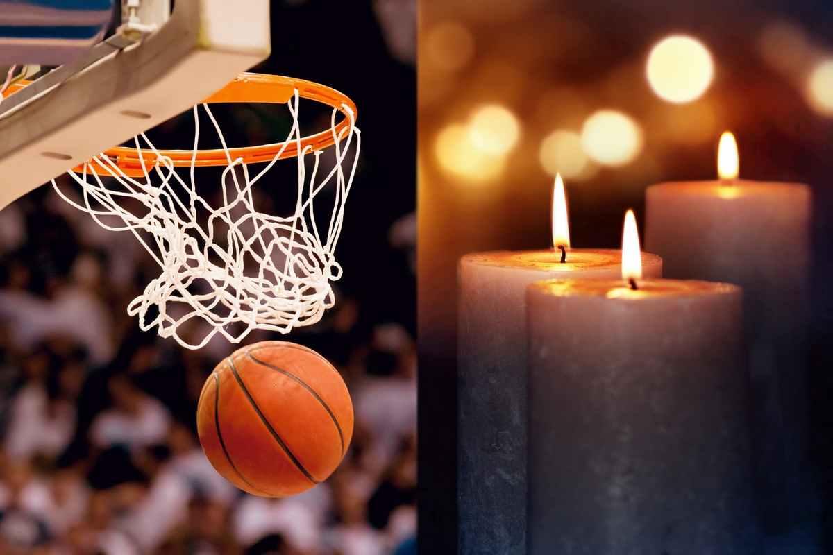 Lutto nel Basket (AdobeStock)