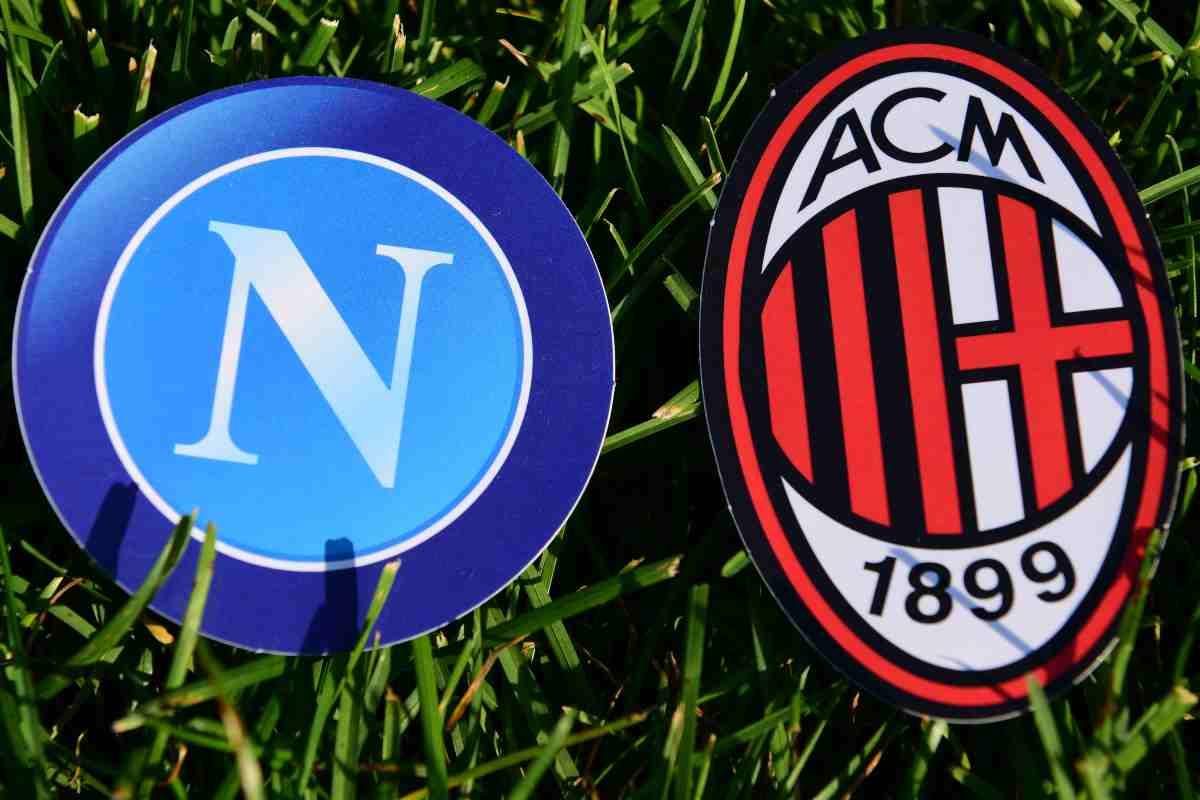 Napoli e Milan (AdobeStock)