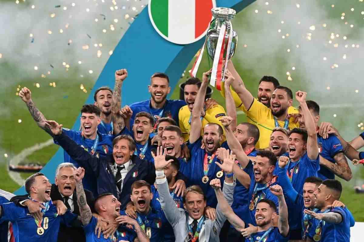 Nazionale Italiana (Instagram)