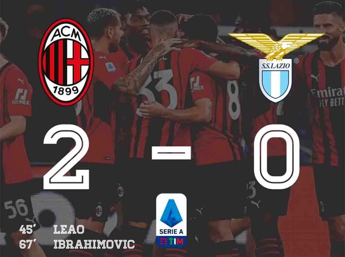 Milan-Lazio (instagram)