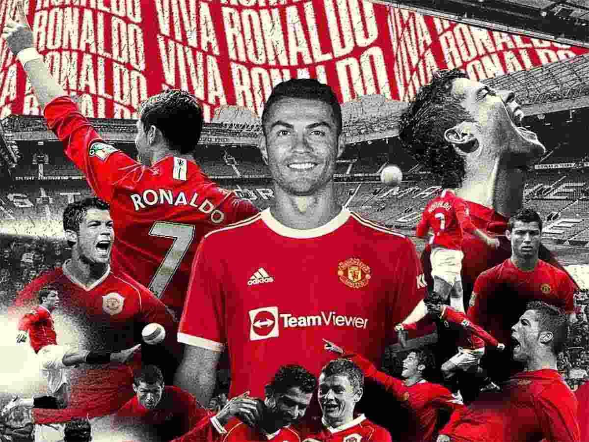 Cristiano Ronaldo (Manchester United Instagram)
