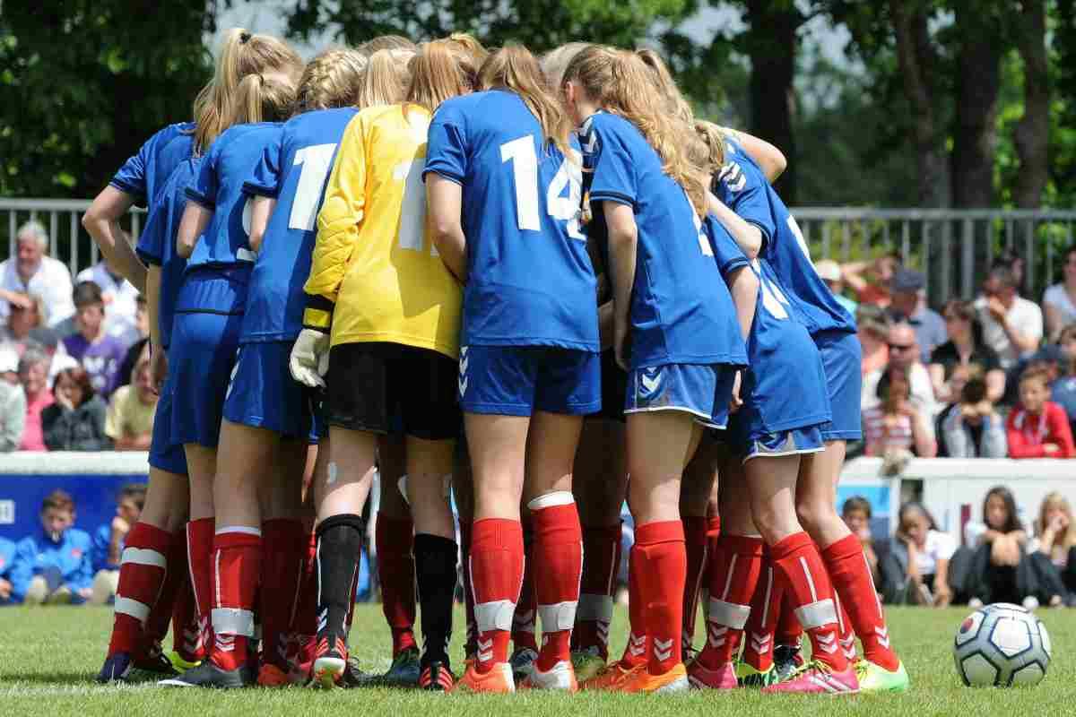 Calcio femminile (AdobeStock)
