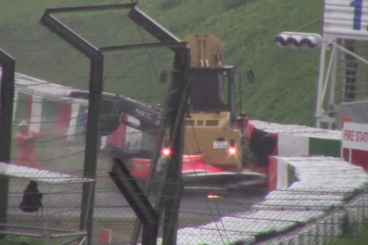 F1, Jules Bianchi (YouTube)