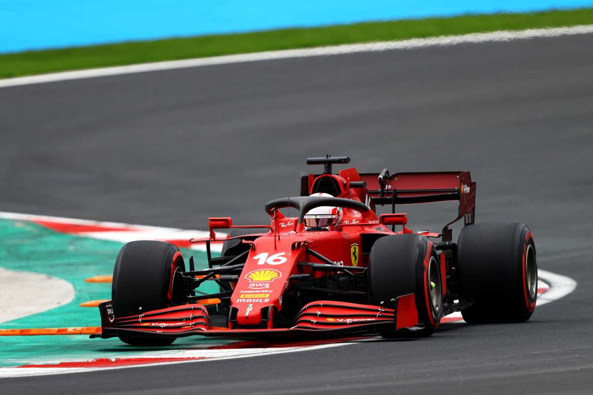 Ferrari (GettyImages)