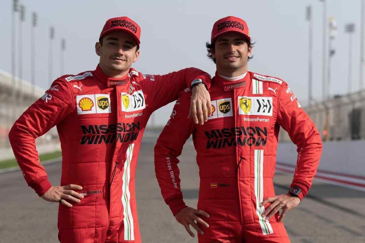 Ferrari (Instagram)