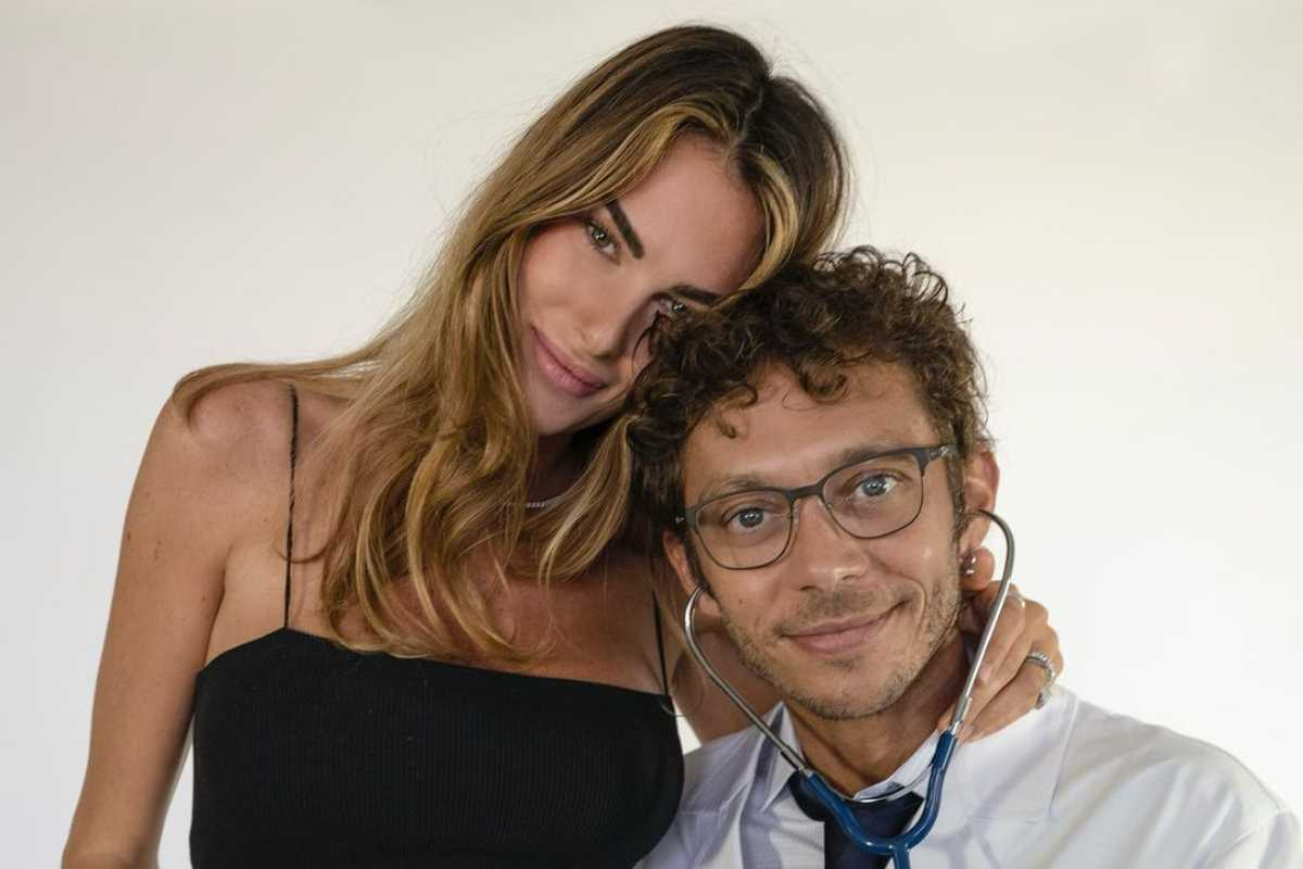Francesca Sofia Novello e Valentino Rossi (Instagram)