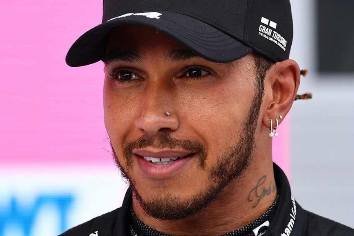 Lewis Hamilton (Instagram)