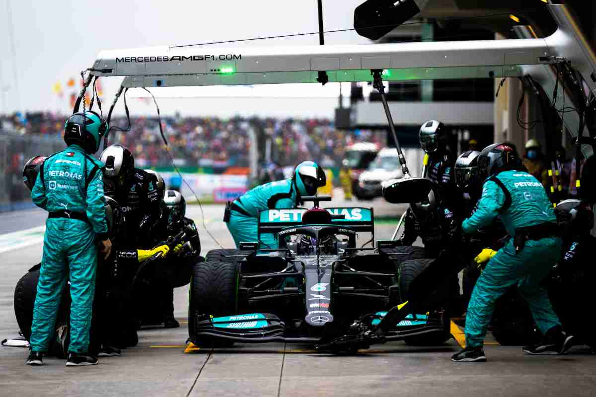 Mercedes (GettyImages)