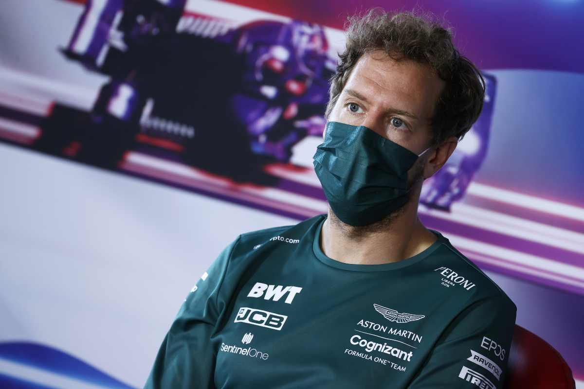 Sebastian Vettel (GettyImages)