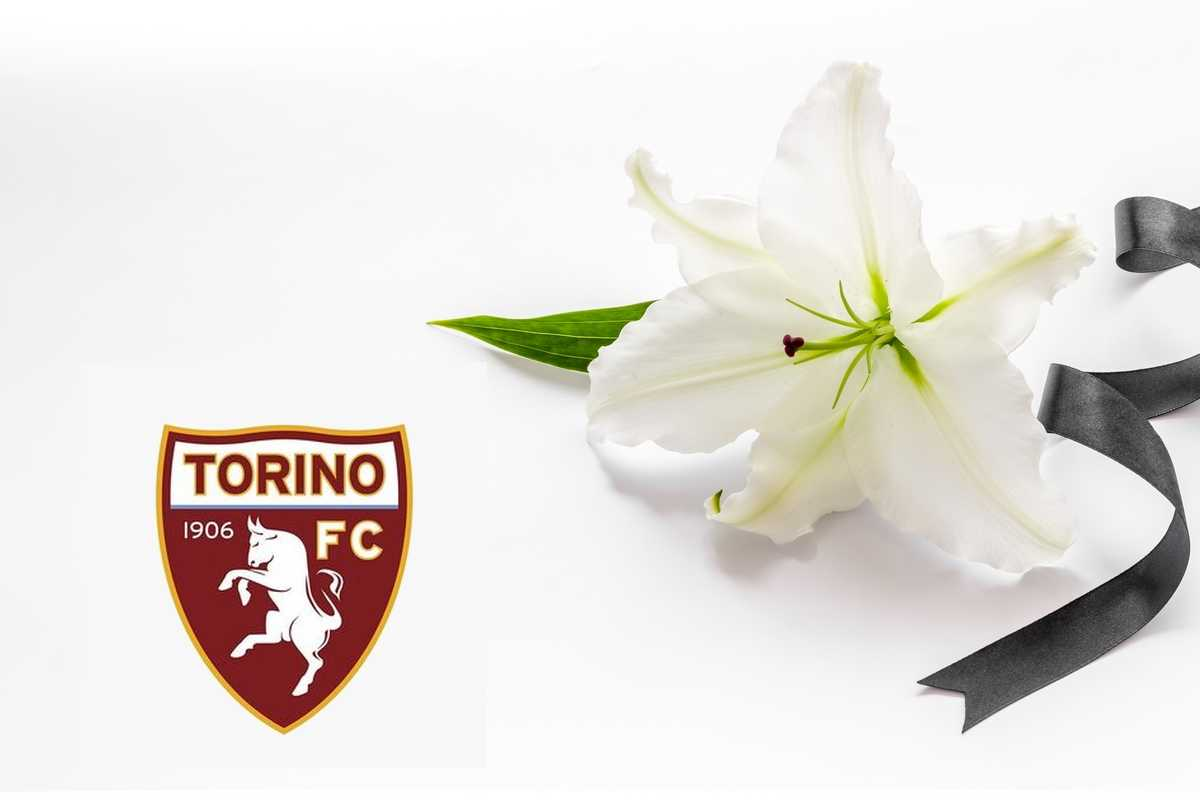 Lutto Torino Calcio