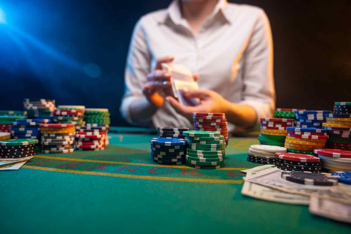 rake cash game
